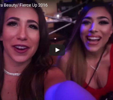 Glide Along: Tyra Beauty/ Fierce Up 2016
