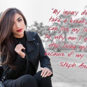 Steph Aiello, statement