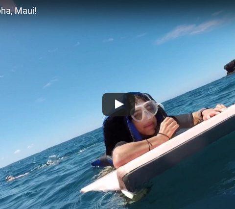 Glide Along: Aloha, Maui!
