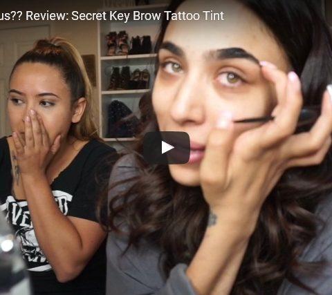 Secret Key Brow Tattoo Tint